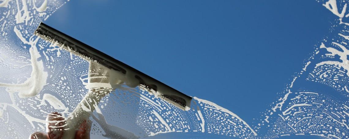 Nettoyage vitres et volets BHS Vendée